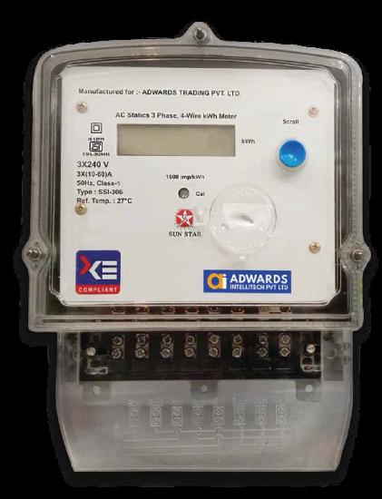 Smart metering solution